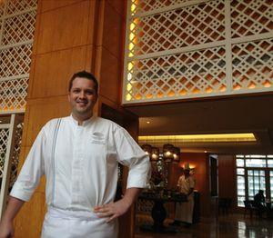Chef Markus Tauwald