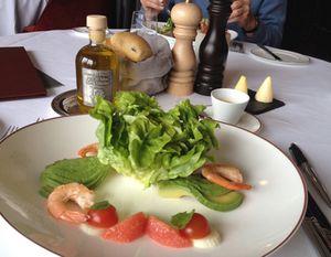 Energizing salad…