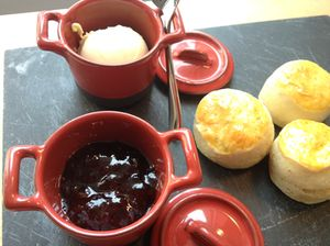 Make-your-own afternoon tea awaits