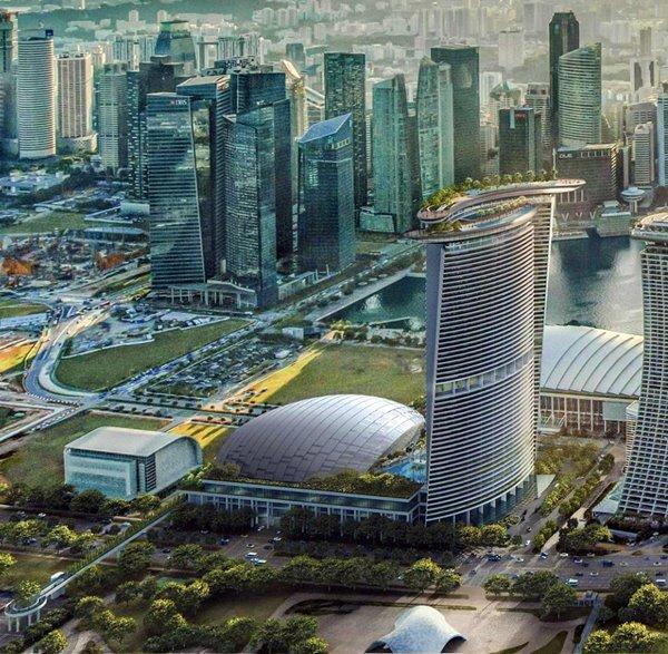 Marina Bay Sands Expansion Tower