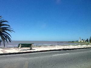 Beach in Montevideo Uruguay