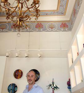 Genius of a ceramic artist, Marino Moretti