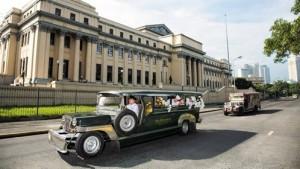 Peninsula jeepney