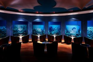 Underwater fantasy at NIYAMA
