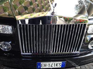No ordinary hotel car
