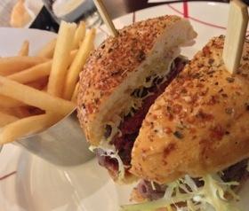 DB burger...
