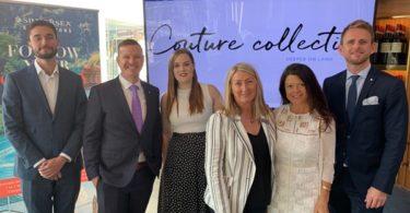 Silversea Couture Collection presentation Australia