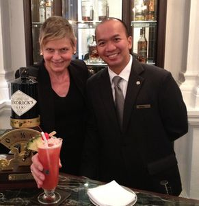 The ultimate Singapore Sling