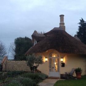 The Bothy villa-in-the-vegetable-garden