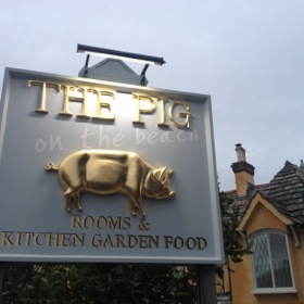 Welcome to The Pig on the Beach