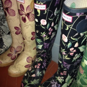 Choose your Wellies