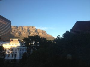 Final view of Table Mountain