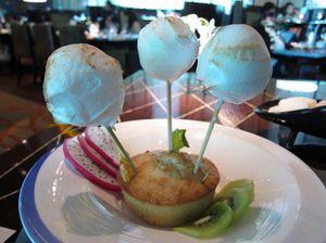 Blue Ginger's ice cream