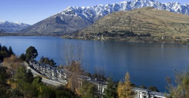 The Rees Hotel Queenstown - New Zealand
