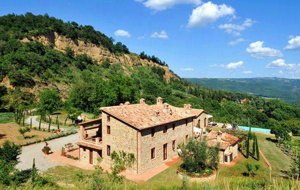 Villa Bellissima - Umbria, Italy