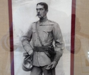 One of the photos of Kitchener in his eponymous suite