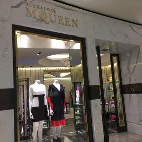 The Galleria has fabulous stores...