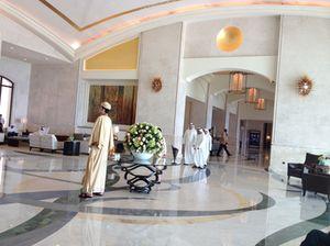 Emirati love St Regis Saadiyat Island