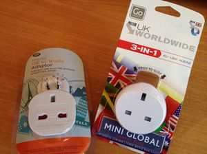 Take your own adaptors