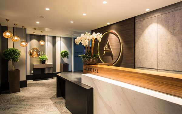 Aerotel London Heathrow - Reception