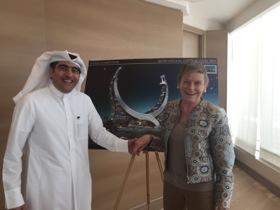 Hamad al-Mulla, CEO of Katara Holdings