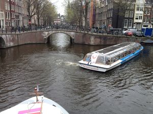 Alternative transport? Try a canal boat …
