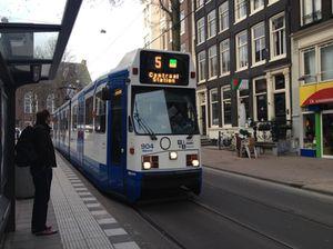 .. or a tram