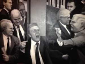 Bankers from another era (surely their counterparts today behave slightly better?)