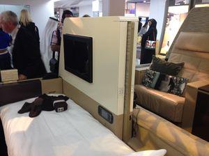 Etihad's new beds