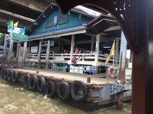 Sathorn Taksin pier, Bangkok