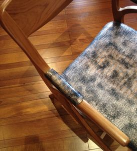 Chair in The Kitchen Table