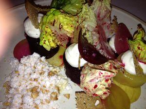 Beetroot salad, to get ahead