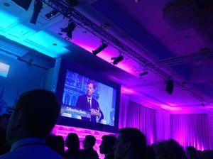 Accor's Sébastien Bazin, on the CEOs' panel