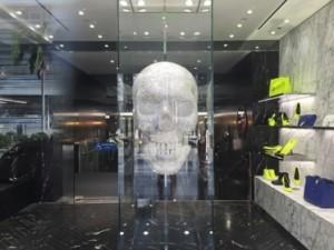 The Philipp Plein store