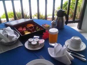 Room service, Cap Juluca, Anguilla