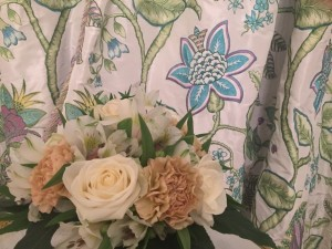Gorgeous embroidered curtains