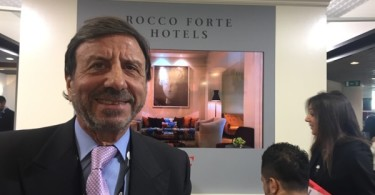 Sir Rocco Forte ILTM Cannes 2015