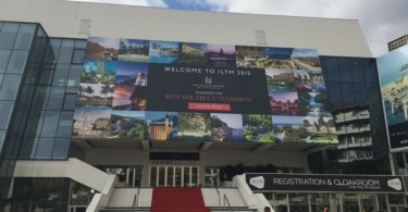 Cannes Hall ILTM CAnnes 2015