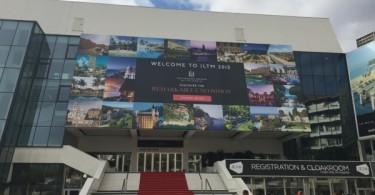 Cannes Hall ILTM CAnnes 2015