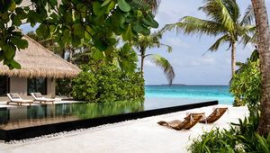 Le Cheval Blanc, Maldives
