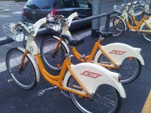 BikeMi, Milan's yellow rent-a-bikes