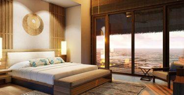 Conrad Maldives Rangali Island - Two_bedroom Grand Villa master