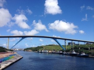 Willemstad's Queen Juliana Bridge