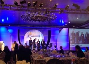 Simon Cooper receives Bill Marriott's Lifetime Achievement award