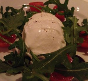 Irish mozzarella…