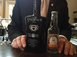 Sylvius Gin, with its tonic