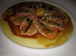 Salmon by Nobu