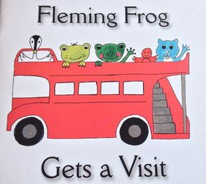 Fleming Frog welcome book
