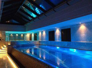 Four Seasons Geneva's stunning new pool