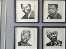 Four ages of Mandela
